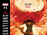 Generations: Phoenix & Jean Grey Vol 1 1