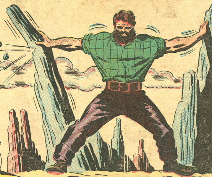 Giant of the Badlands (Earth-616)