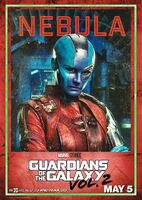 Guardians of the Galaxy Vol. 2 (film) poster 010