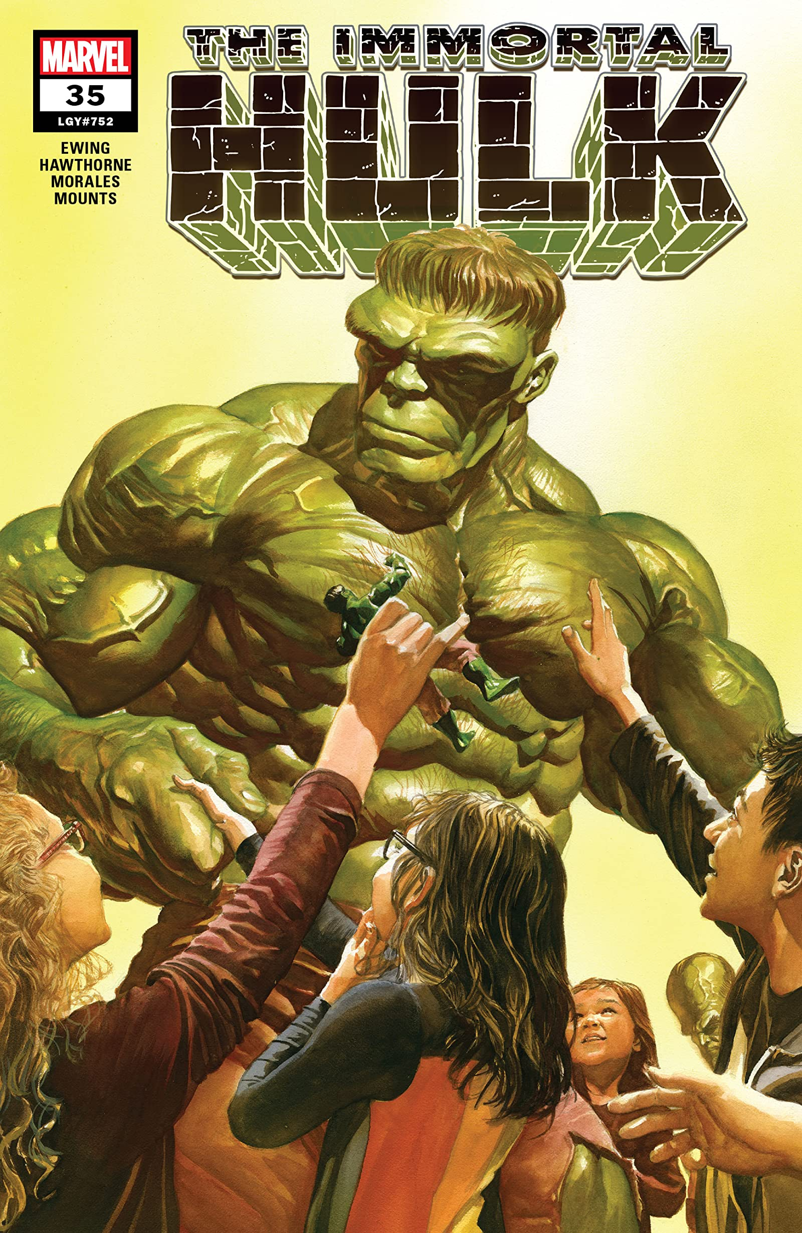 Immortal Hulk Vol 1 35
