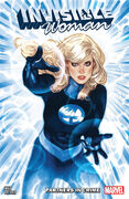Invisible Woman TPB Vol 1 1 Partners in Crime