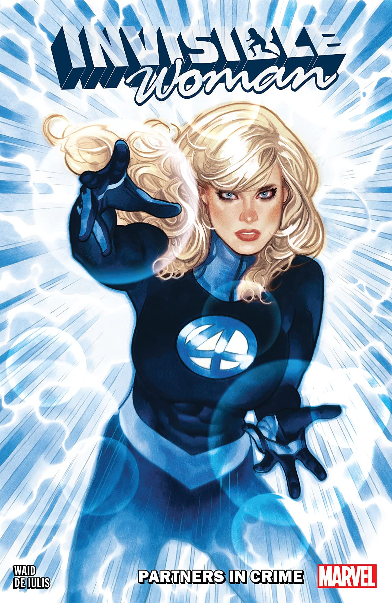 Invisible Woman TPB Vol 1 1: Partners in Crime