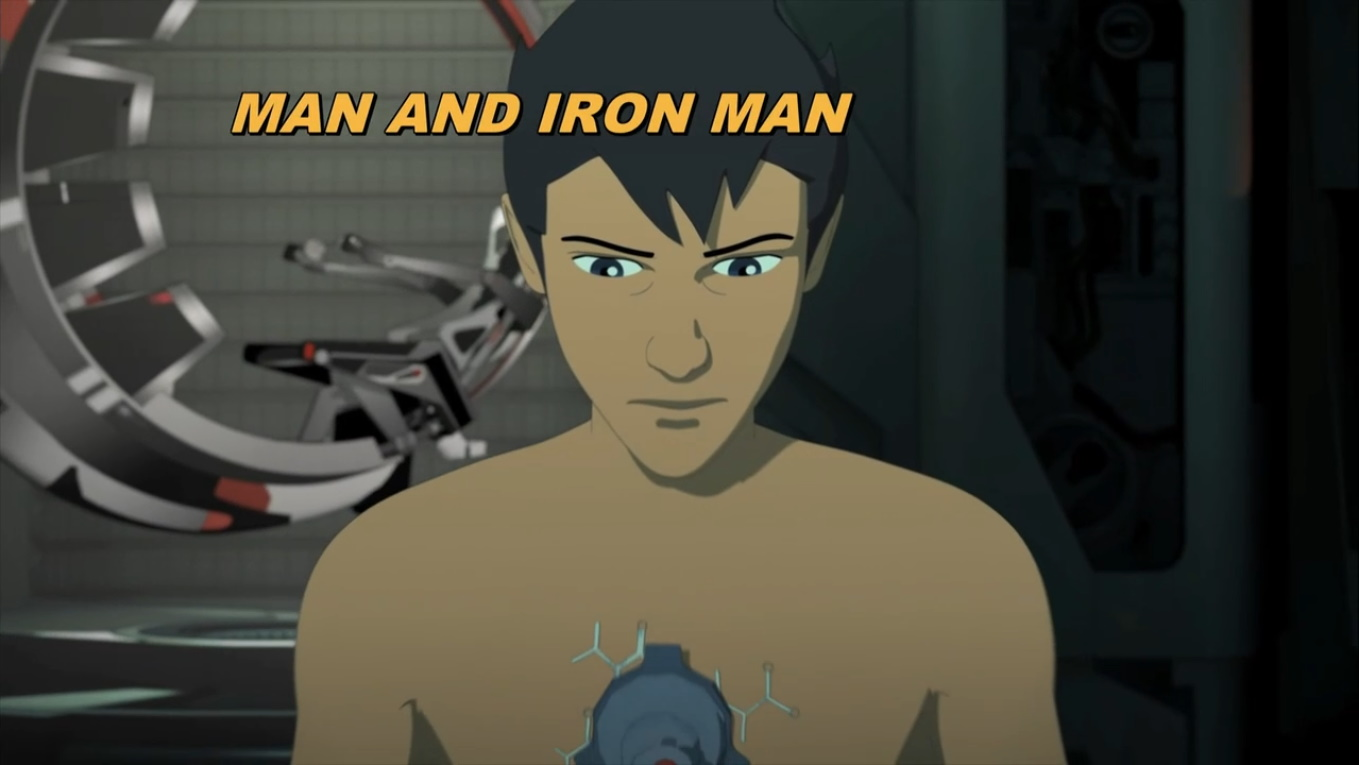 Iron Man: Armored Adventures Season 1 14