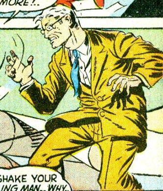 John Smithers (Earth-616)