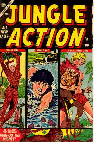 Jungle Action Vol 1 3