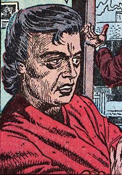 Marion Horton (Earth-616)