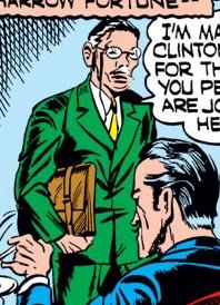 Matthew Clinton (Earth-616)