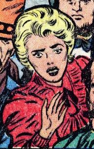 Nancy Carter (Hawk) (Earth-616)