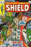 Nick Fury, Agent of SHIELD Vol 1 16