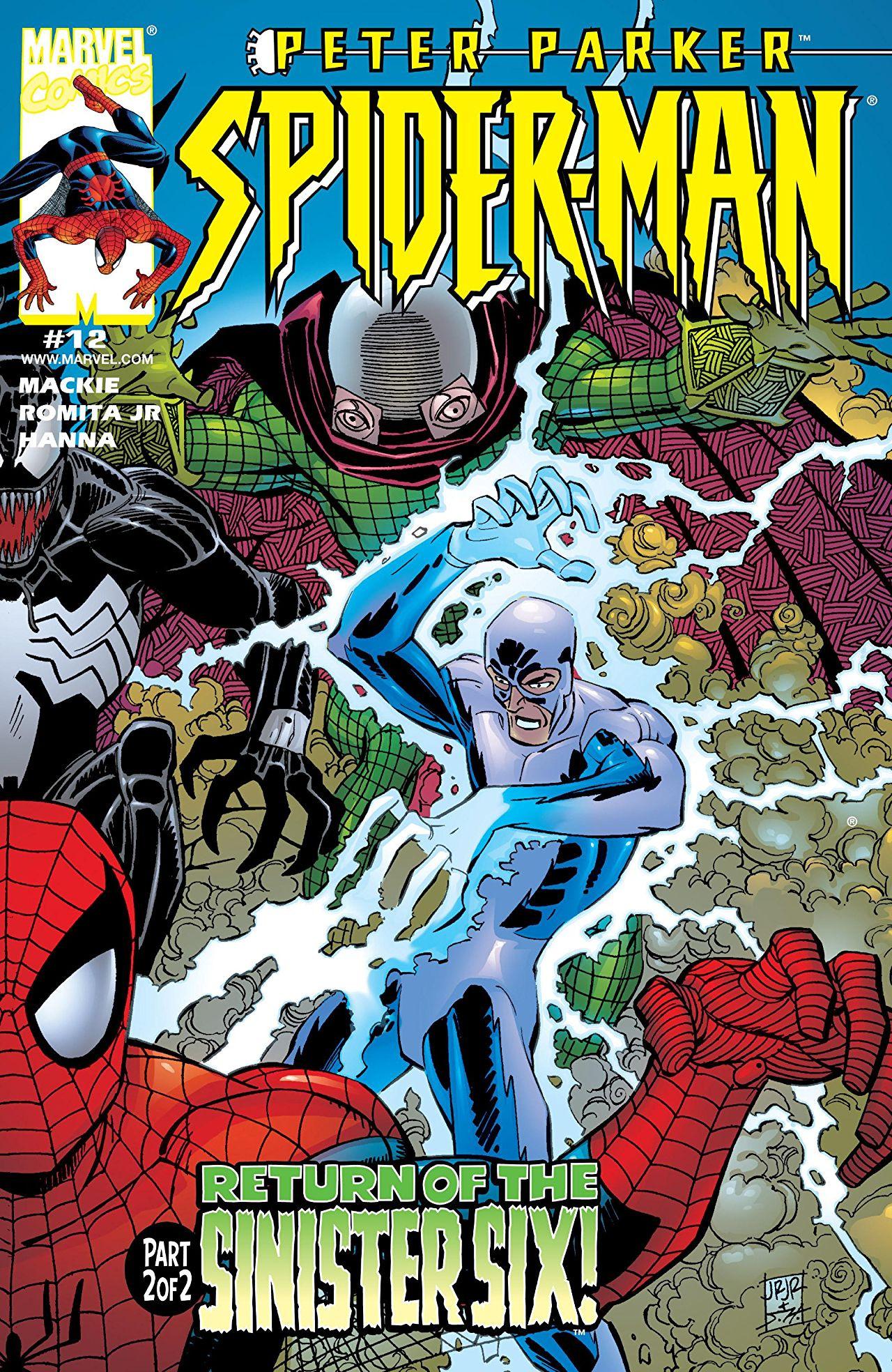 Peter Parker: Spider-Man Vol 1 12
