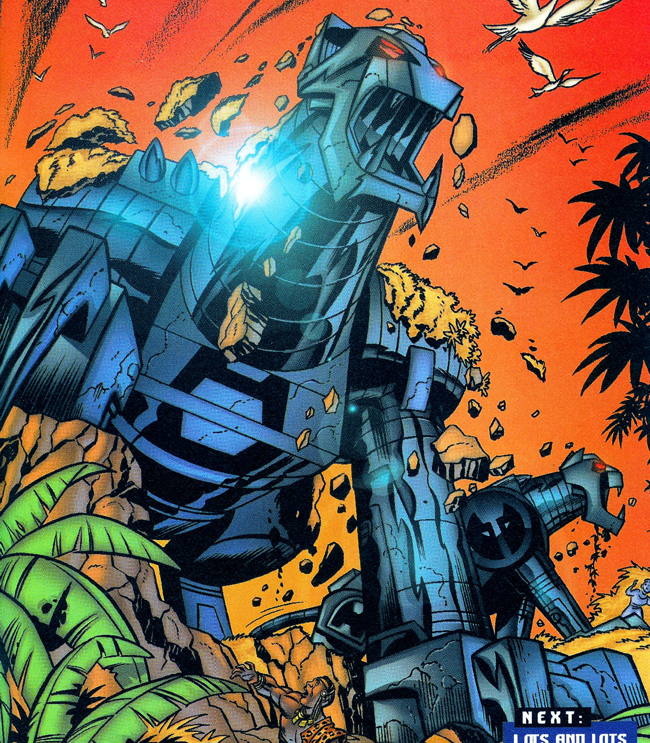 Prowlers (Wakandan Assault Drones) from Black Panther Vol 3 10 0001.jpg