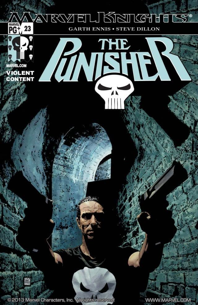 Punisher Vol 6 23
