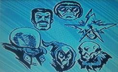 Sinister Six (Earth-TRN199)