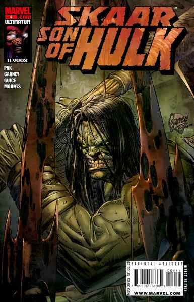 Skaar: Son of Hulk Vol 1 4