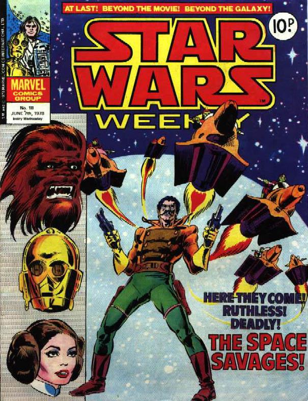 Star Wars Weekly (UK) Vol 1 18