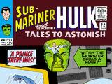 Tales to Astonish Vol 1 72