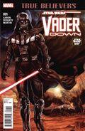 True Believers Vader Down Vol 1 1