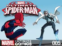 Ultimate Spider-Man Infinite Comic Vol 1 5