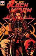 Web of Black Widow Vol 1 3 Mooney Variant
