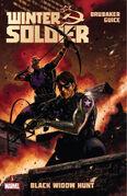 Winter Soldier TPB Vol 1 3 Black Widow Hunt