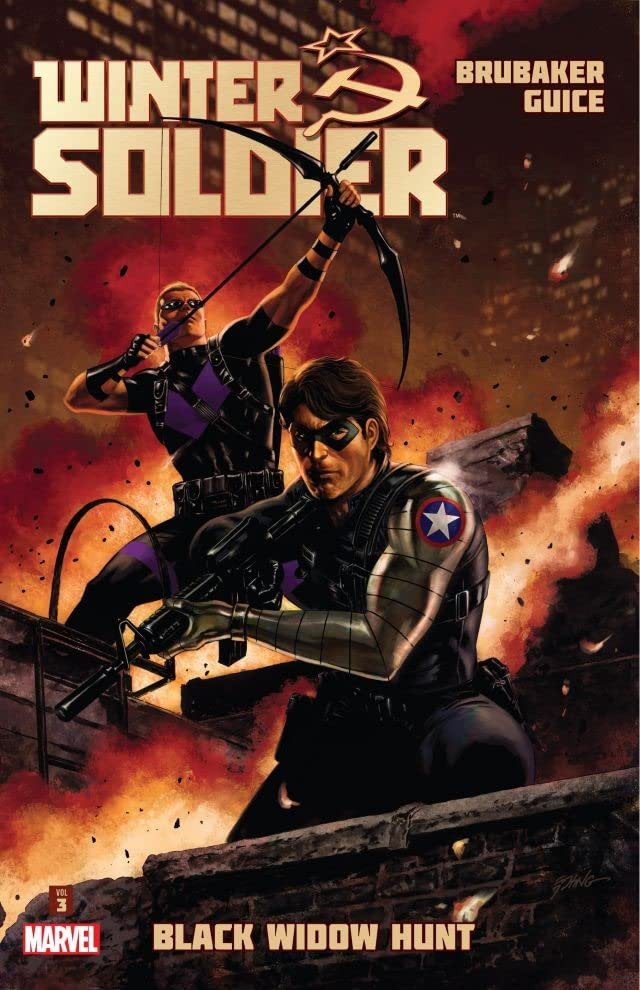 Winter Soldier TPB Vol 1 3: Black Widow Hunt