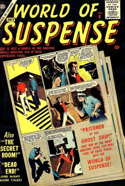 World of Suspense Vol 1 8