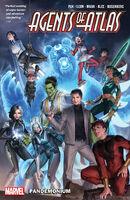 Agents of Atlas TPB Vol 3 1 Pandemonium