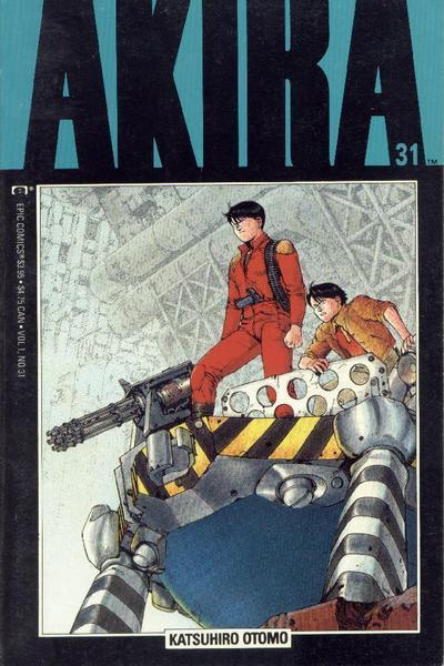 Akira Vol 1 31