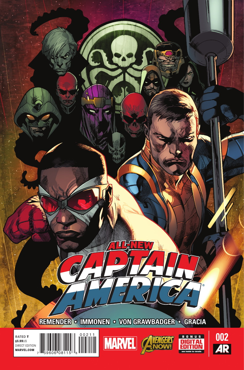 All-New Captain America Vol 1 2