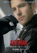 Ant-Man (film) poster 008