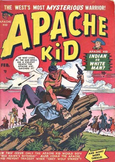 Apache Kid Vol 1 2
