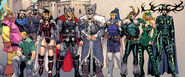 Asgardians from Thor & Hercules Encyclopaedia Mythologica Vol 1 1 001