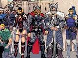 Asgardians/Gallery