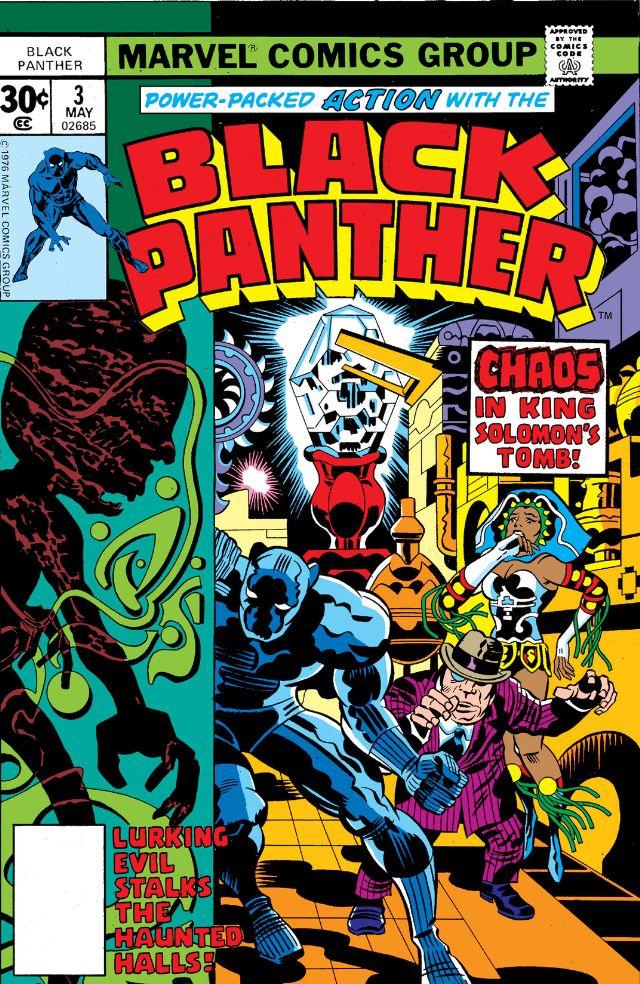 Black Panther Vol 1 3