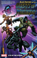 Black Panther and the Agents of Wakanda TPB Vol 1 1 Eye of the Storm