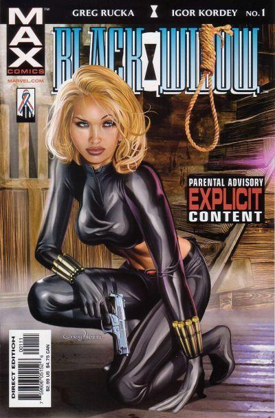 Black Widow: Pale Little Spider Vol 1 1