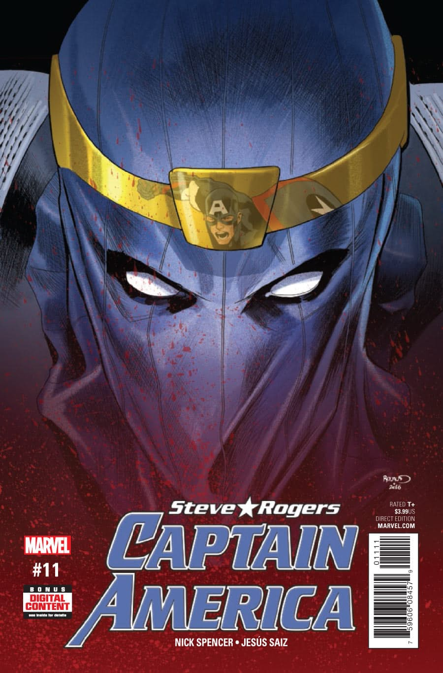 Captain America: Steve Rogers Vol 1 11