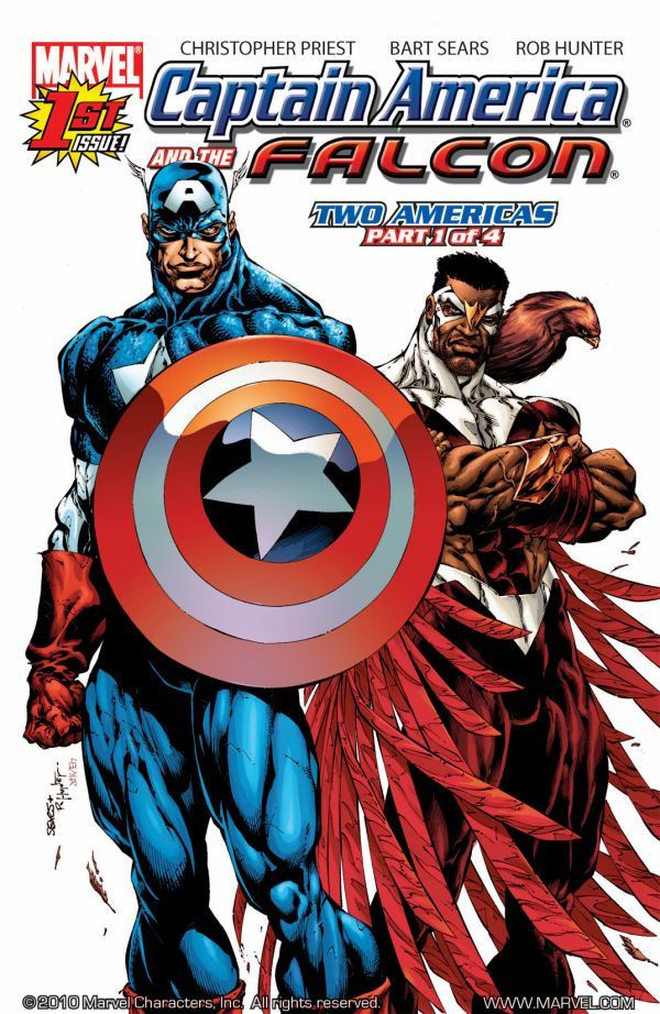 Captain America and the Falcon Vol 1 1
