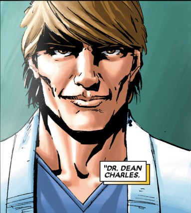 Charlie Williams (Earth-616)