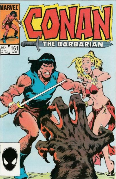Conan the Barbarian Vol 1 161