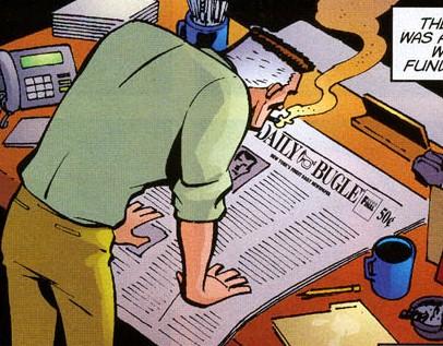 Daily Bugle (Earth-TRN583)