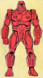 Crimson Dynamo Armor Mark IV