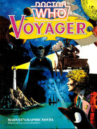 Doctor Who Graphic Novel Voyager Vol 1 1