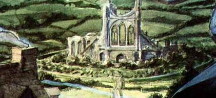 Dorrington Abbey