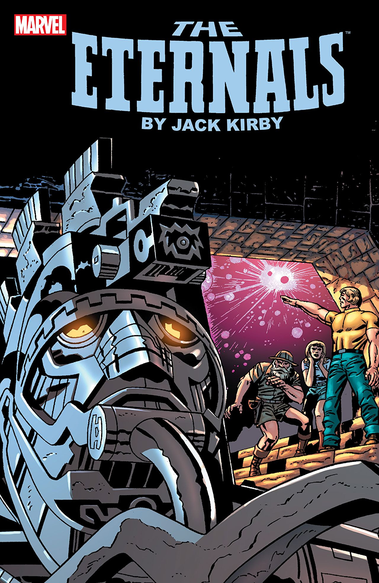 Eternals by Jack Kirby Vol 1 1