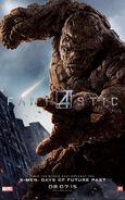 Fantastic Four (2015 film) poster 006