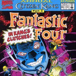 Fantastic Four Annual Vol 1 25