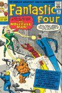 Fantastic Four Vol 1 20 Vintage