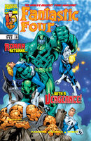 Fantastic Four Vol 3 13