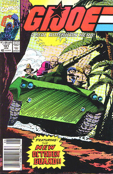 G.I. Joe: A Real American Hero Vol 1 101